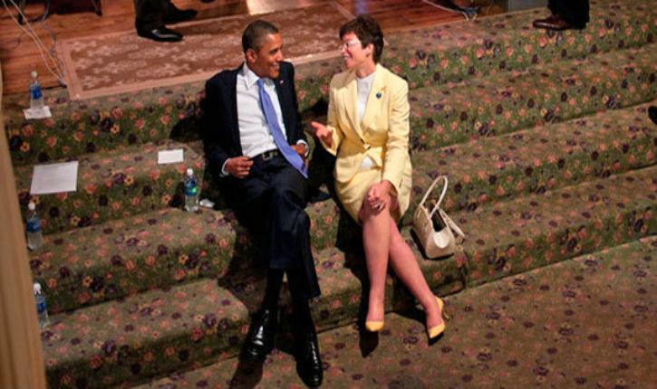 L'énigmatique conseillère d'origine iranienne de Barak Hussein Obama « architecte » de l'accord-cadre avec l'Iran ?