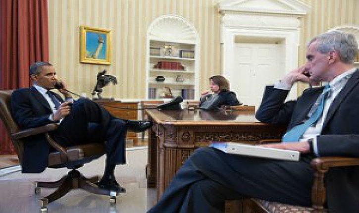 Avec les arabes-palestiniens, Barak Hussein Obama maîtrise l'Art du faire semblant