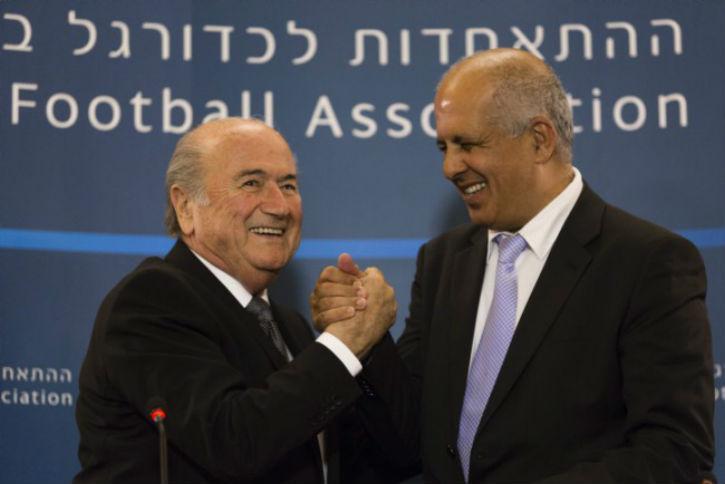 La fédération israélienne de football ne croit pas de suspension des instances internationales du football mondial