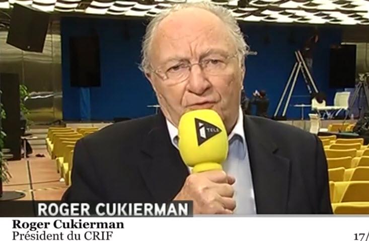 [Vidéo] Roger Cukierman «impressionné» par le plan de lutte contre le racisme et l'antisémitisme