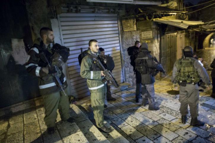 Le Shin Bet démantèle une cellule terroriste en Judée Samarie