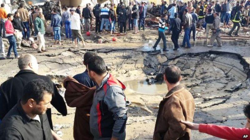 L'Etat islamique frappe le Sinaï : La péninsule égyptienne a été la cible, ce week-end, d'attentats meurtriers