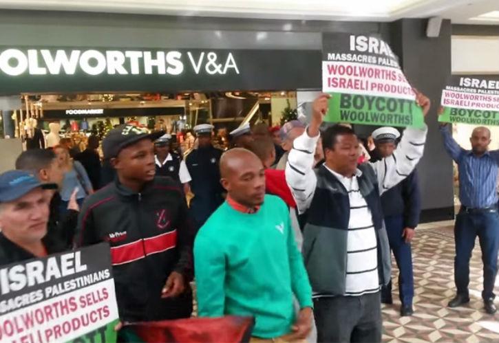 Violences sur fond de boycott anti-israélien en Afrique du Sud