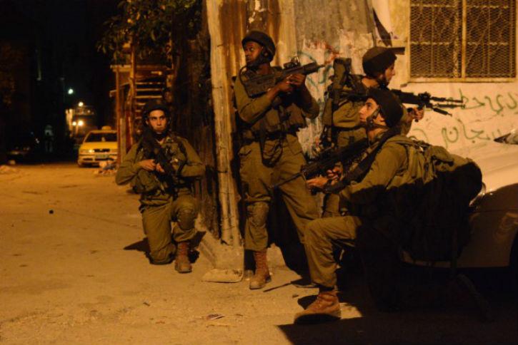Israël : L'armée arrête 34 terroristes islamistes palestiniens