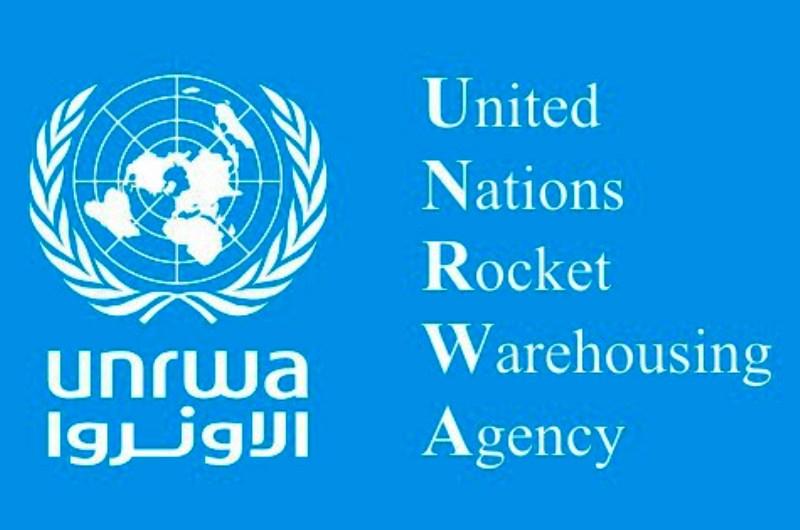 UNRWA-Rocket-Logo