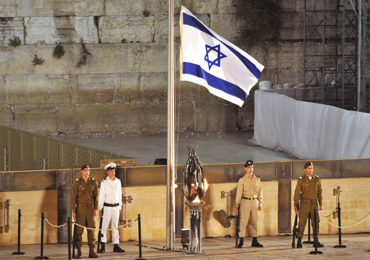 Yom Hazikaron: 23 320  soldats tombés pour Israël