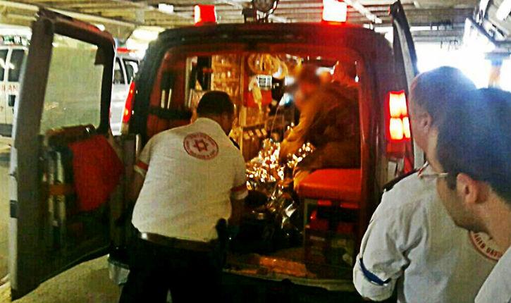 Flash info : Deux soldats de Tsahal poignardés, dont un grièvement blessé par un islamo terroriste, en Judée et Samarie