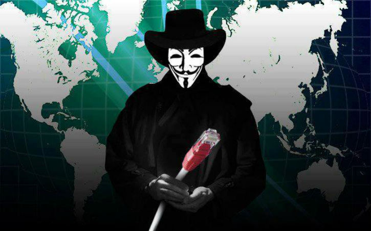 Vidéo : Anonymous menacerait de dévoiler une ancienne vidéo de Bill Clinton violant une fillette de 13 ans