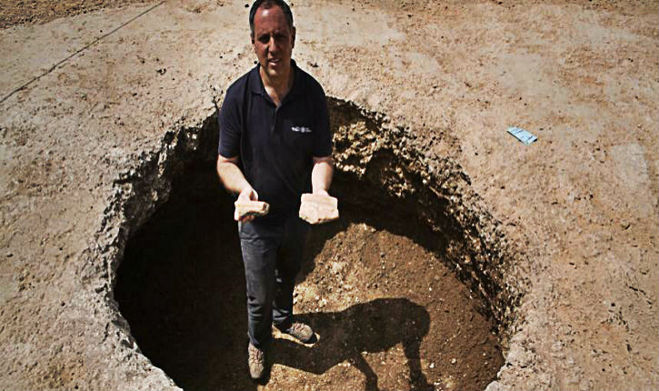 Archéologie : Découverte d'antiquités égyptiennes jusqu'à Tel-Aviv