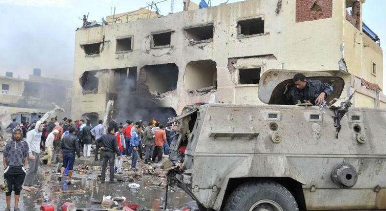 Egypte: Au moins six morts et 17 blessés dans un attentat au Caire