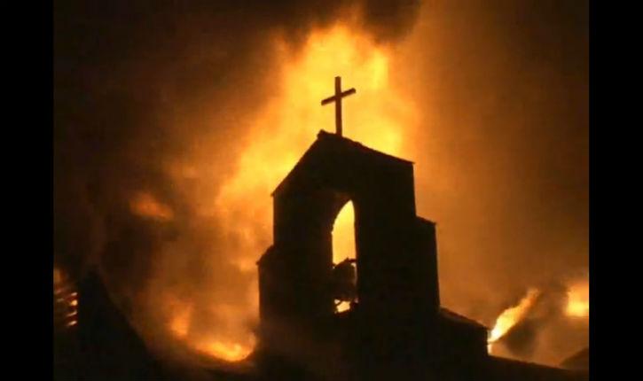 [Vidéo] Attentat islamiste déjoué contre des églises : C'est officiel, les chrétiens sont dorénavant des cibles en France !
