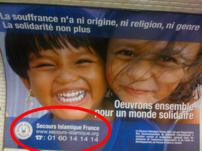 campagne Secours Islamique France