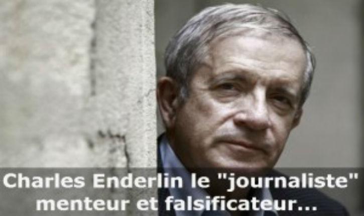 Le départ d'Enderlin changera t-il la ligne de France 2 sur Israël ?
