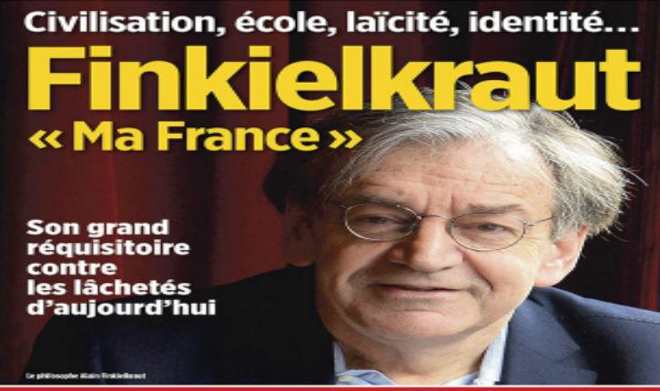 Alain Finkielkraut : « Ma France »