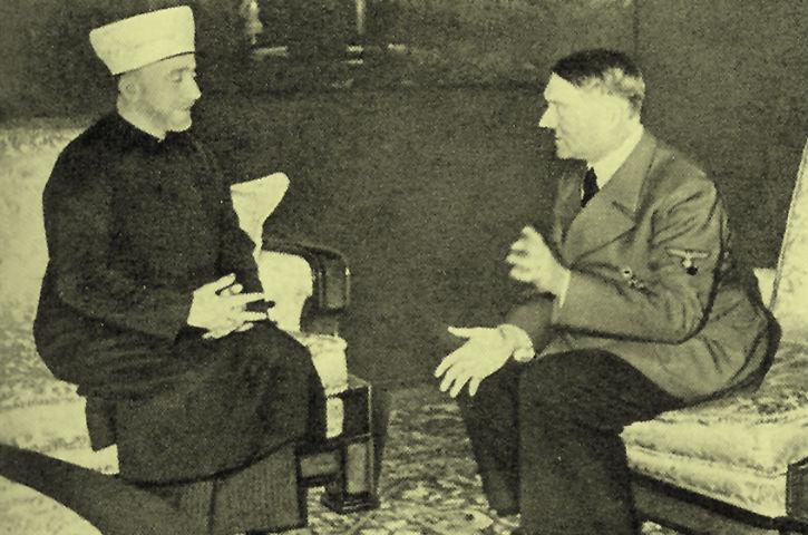 Histoire: Le grand mufti de Jérusalem en France, histoire d'une évasion…
