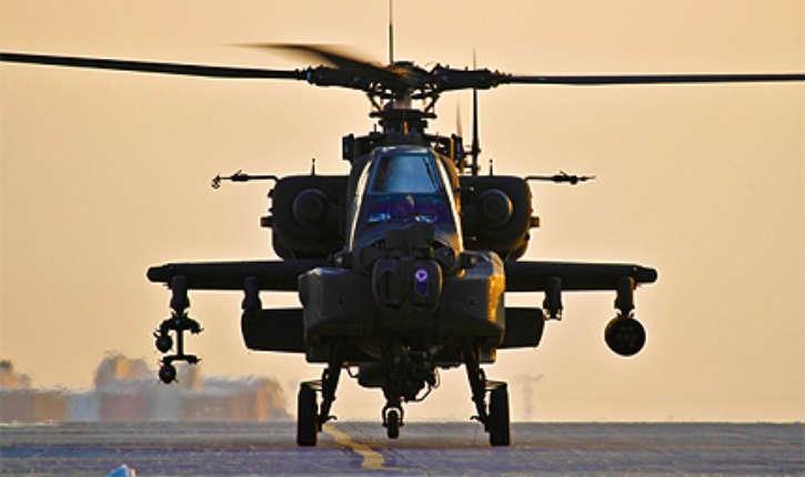 Israël: Un hélicoptère Apache neutralise quatre terroristes au nord du plateau du Golan