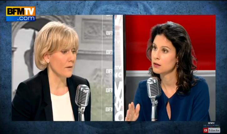 [Vidéo] Nadine Morano : «La menace, ce ne sont ni les chrétiens ni les juifs, c'est ceux qui utilisent l'islam»