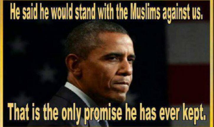 L'abjection anti-chrétienne appelée Obama