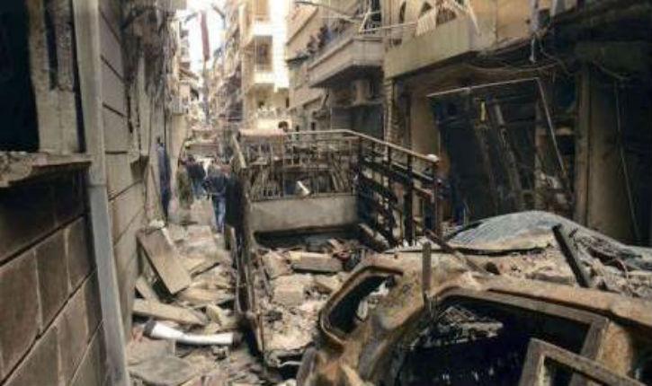 Syrie : des quartiers chrétiens violemment bombardés à Alep par les rebelles