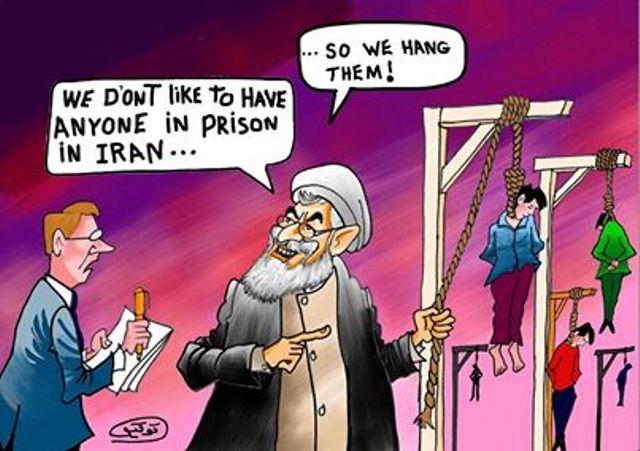 Le modéré Rouhani