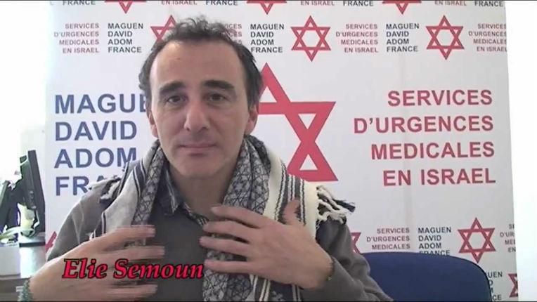 Elie Semoun : « Je ne suis ni sioniste, ni pro-palestinien, ni pro-israélien, je suis Français »