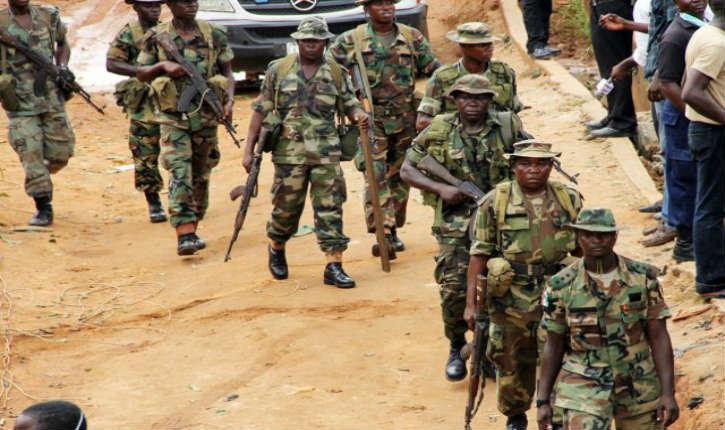 Des centaines d'otages de Boko Haram ont été libérés par l'armée nigériane
