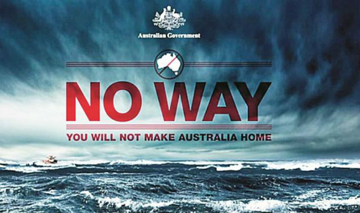 Australie : débarquement des migrants interdit