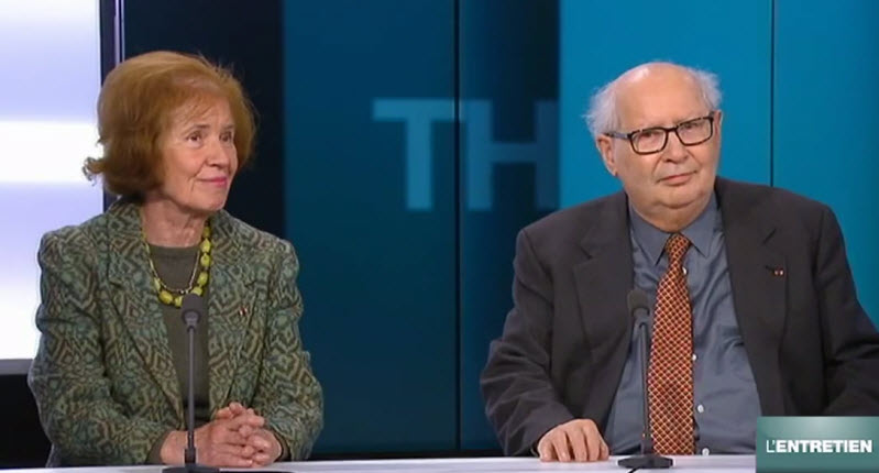 [Vidéo] – Beate et Serge Klarsfeld, un couple de justiciers mythique