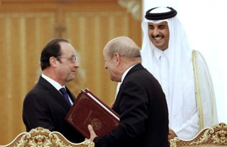 [Vidéo] Vente de Rafale au Qatar: «Pas de contrepartie» assure Hollande