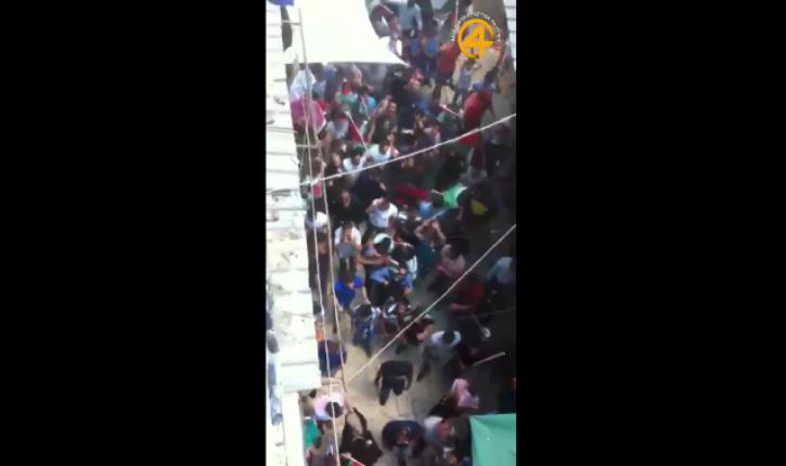 [Vidéo] Jérusalem : des musulmans crient « Nous ne voulons pas de juifs ici »