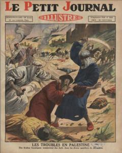 Le petit journal pogroms terre islam