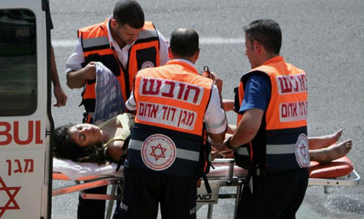 Alerte attentat: Trois blessés percutés par une voiture bélier au Gush Etzion