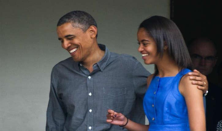 Un avocat kényan propose du «bétail» en échange de la main de Malia, fille de Barack Obama