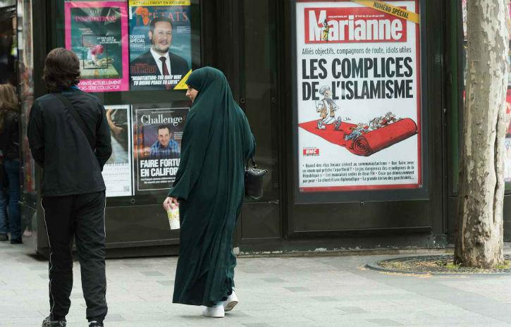 Menace islamiste : Marianne dépose plainte après des «menaces de mort réitérées»