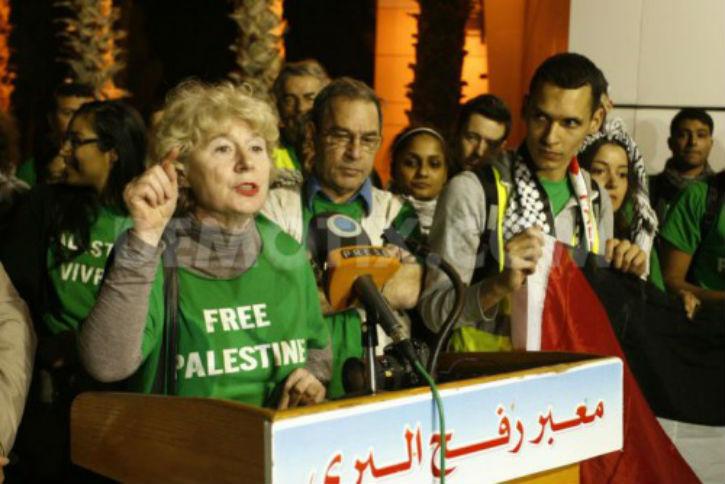 Defaite des boycotteurs : Olivia Zémor, l'égérie des islamo-palestiniens, a été reconnue coupable d'incitation à la haine et à la violence