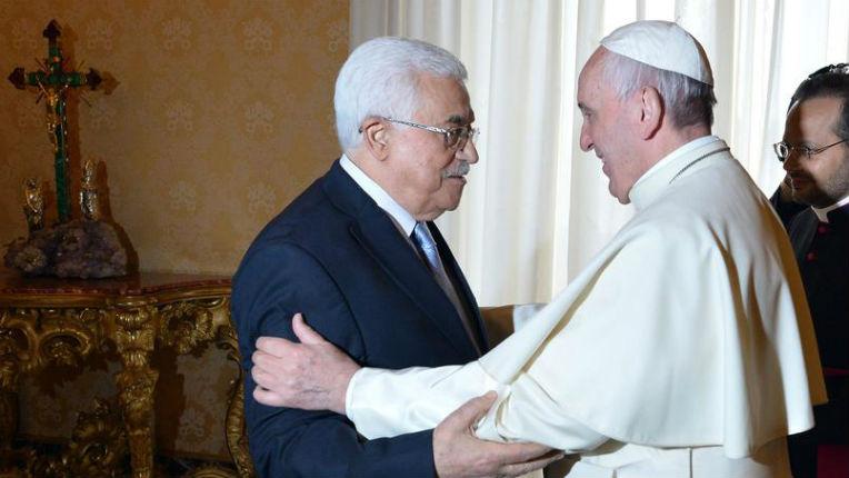 Le Pape reçoit «l'ange de la paix» par Shmuel Trigano