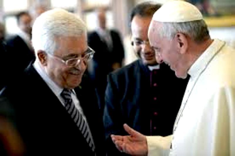 Ce n'est pas en reconnaissant la 'Palestine' que le Vatican protégera les chrétiens.
