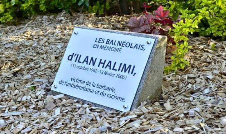 Une nouvelle plaque en mémoire d'Ilan Halimi