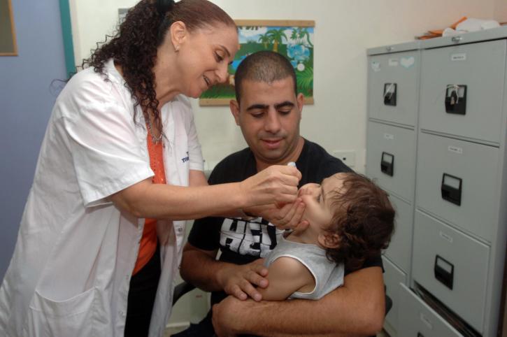 C'est désormais officiel : « La Polio a été éradiquée en Israël »