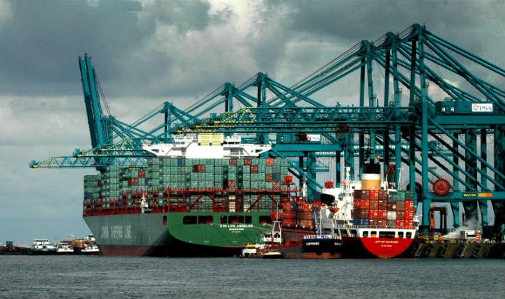 Belgique port d 39 anvers pol mique autour d 39 un homme d 39 affaires saoudien controvers europe - Port d anvers belgique adresse ...