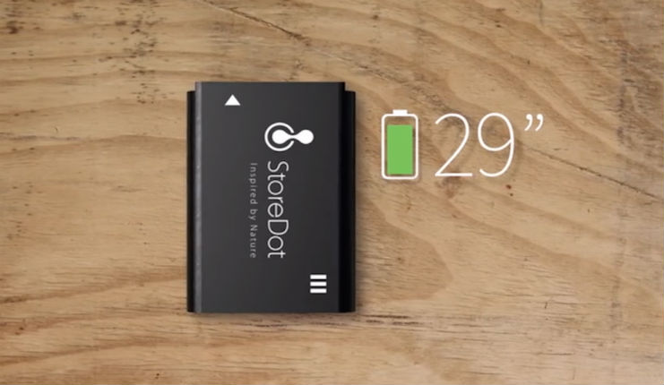 Innovation: La start-up israélienne StoreDot rechargera les voitures électriques en 5 minutes et votre smartphone en 1 minute
