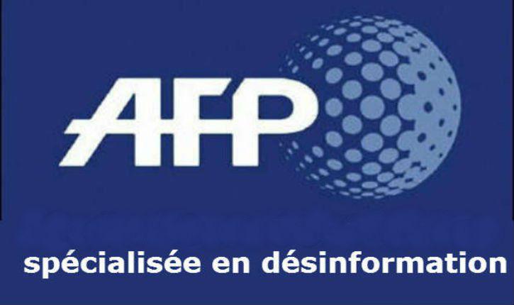 Flagrant délit de désinformation: L'AFP ment en toute impunité en déformant les propos du président israélien Rivlin !