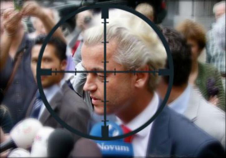 Geert Wilders annule son concours de caricatures de Mahomet «L'islam a de nouveau montré son vrai visage avec des menaces de mort, des fatwas et de la violence»