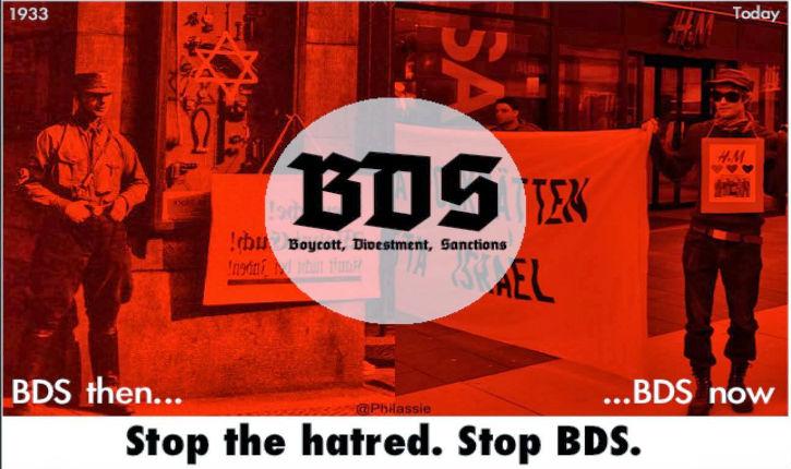 Les militants BDS haïssent Israël plus qu'ils n'aiment les droits de l'homme