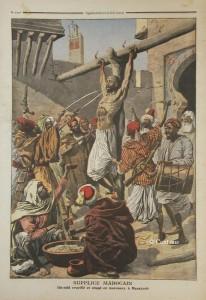 chrétiens en terre islam