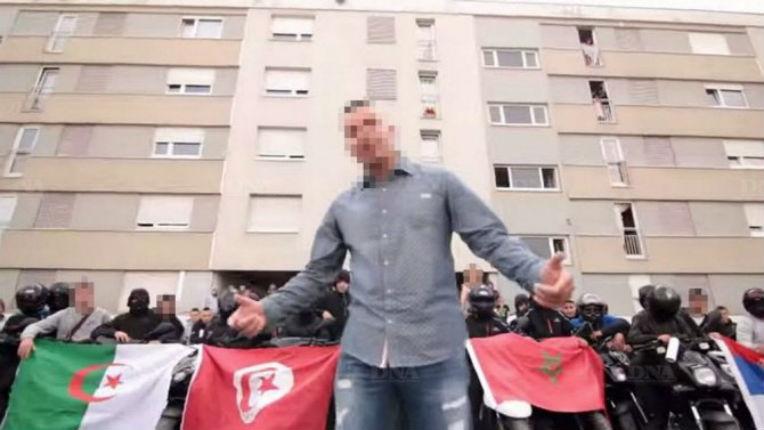 Strasbourg: Enquête policière autour d'un clip de rap glorifiant l'héroïne et les armes à feu, au Neuhof