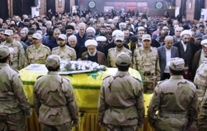Le Hezbollah tient secret le nombre de ses victimes en Syrie.