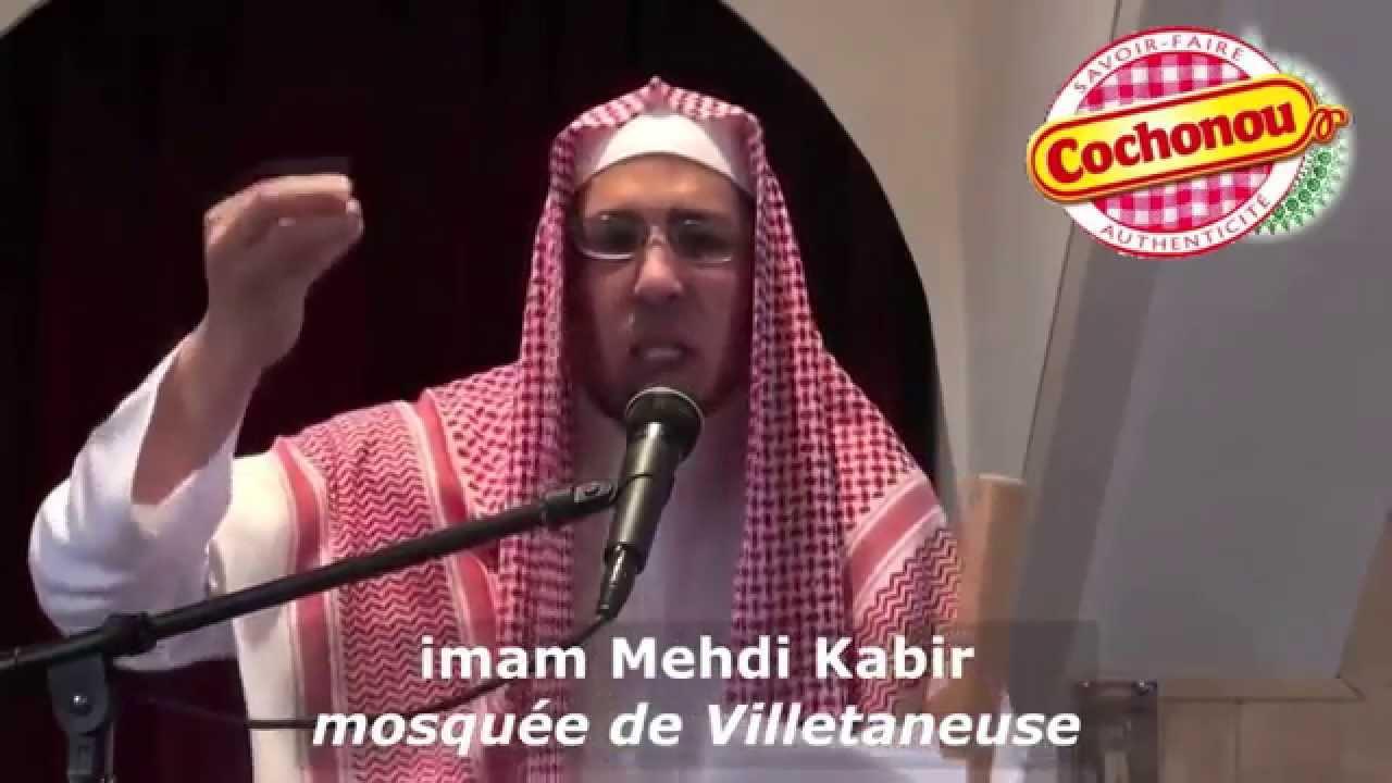 Insolite: Alain Chabat a un sosie qui s'avère être un imam délirant sur la viande de porc