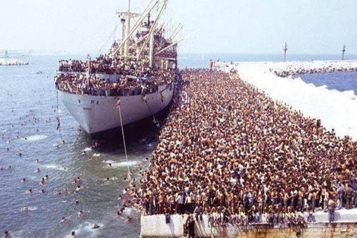 Geert Wilders : « 5.000 migrants au cours des dernières 24 heures. Il faut tous les renvoyer chez eux ou des millions suivront. »