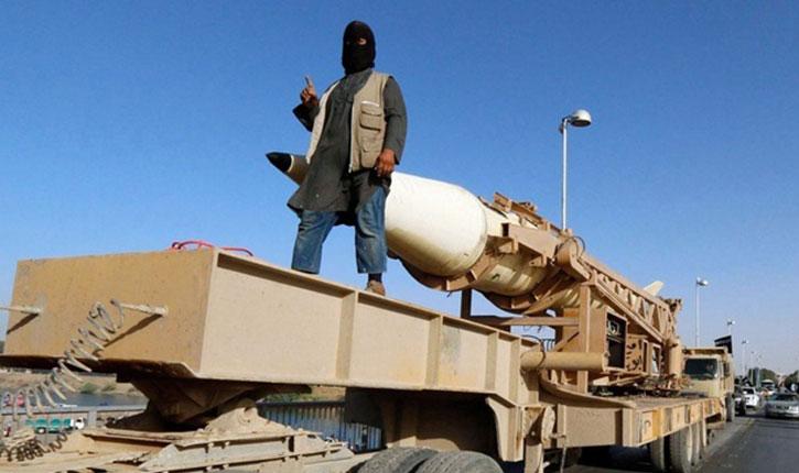 Etat islamique : «Nous aurons les moyens d'acheter l'arme nucléaire dans l'année»